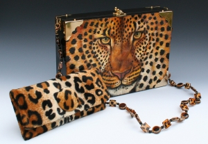 Cigar Box Evening Bag Adds Sizzle To Your LBD