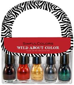 Sinful Colors Nailpolish: Polish Your Holiday Look